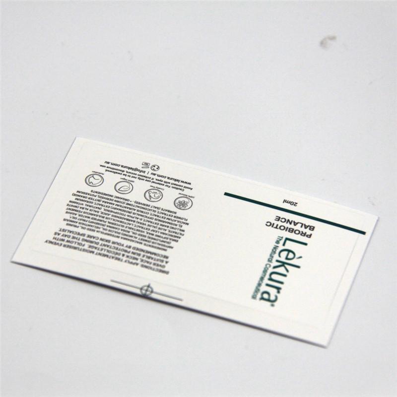 CCPPT052 şampuan şişesi etiketi