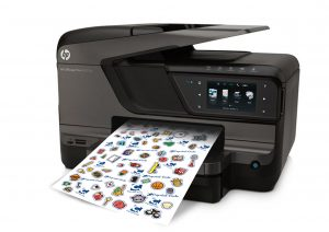 Printable waterproof a4 matte inkjet sticker paper