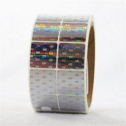 3D hologram labels (2)