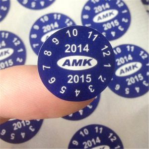 41100 ultra destructible vinyl stickers