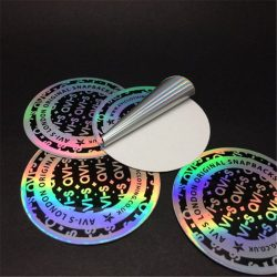 CCHLPR020 hologram 10ml vial label maker (2)