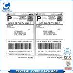 CCMLLA050 amazon shipping label