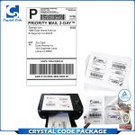 CCMLLT080 shipping label 4×6