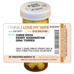 CCPET085 medicine bottles sticker