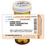 CCPET085 medicine bottles sticker