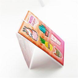 CCRPET050 pvc puffy sticker