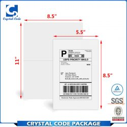 CCSCD046 4 x 6 carton Labels (24)