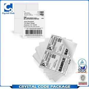 CCSCD046 4 x 6 carton Labels