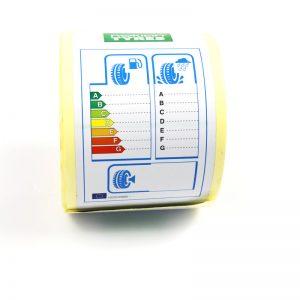 CCTLPP060 tyre sticker label