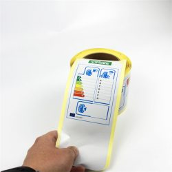 CCTLPP060S adhesive tire label