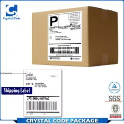 CCUSS050 8.5 x 11 US standard express shipping labels (5)