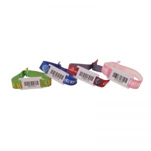 Custom Active RFID Wristband Label