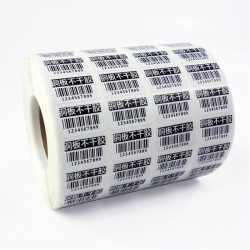 Low Temperature Labels