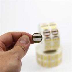 Security VOID hologram labels (2)