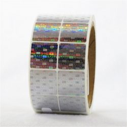 Security VOID hologram labels (2)
