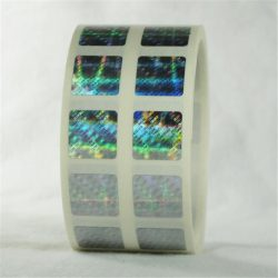 Security VOID hologram labels (3)