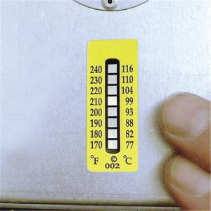 Thermal Indicator Stickers