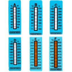 Thermal Indicator Stickers (5)