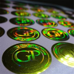 customized hologram sticker sheet label (2)