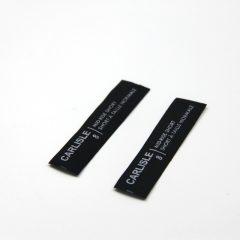 fabric material label