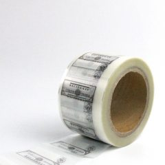 film material label